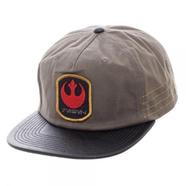 Star Wars Rogue One Distressed Rebel Slouch Snapback - Dood Gear