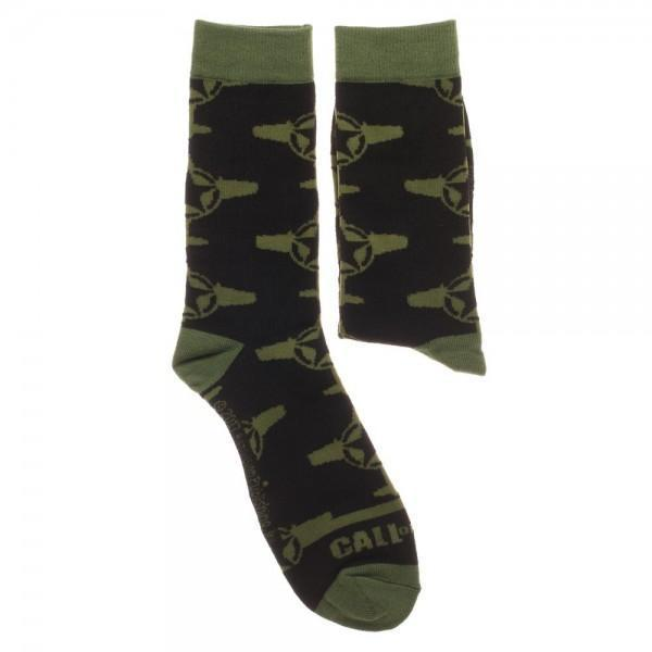 Call of Duty 3 Pair Socks - Dood Gear