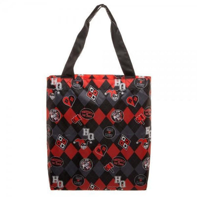 DC Comics Harley Quinn Packable Tote - Dood Gear