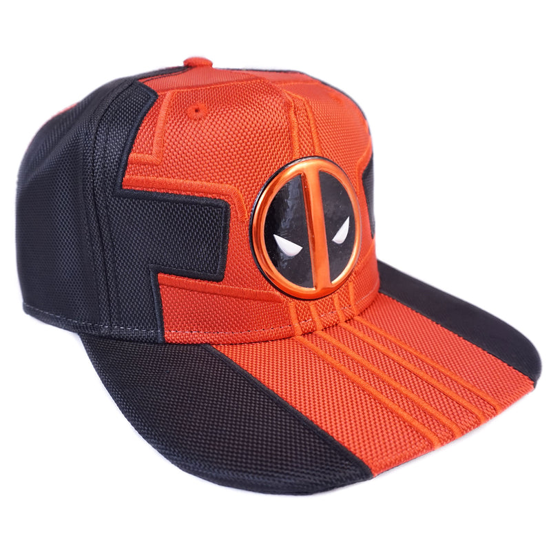 Marvel - Deadpool Ballistic Suit Up Snapback