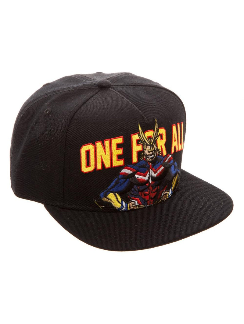 My Hero Academia All Might Snapback Hat