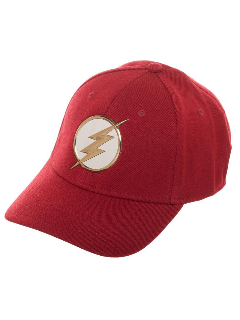 DC Comics - Flash Red Flex Hat Ball Cap
