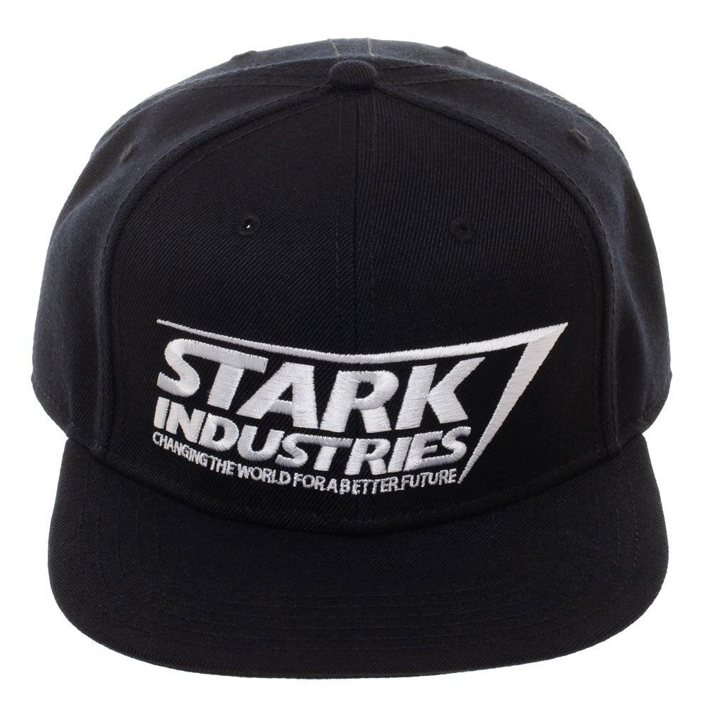 Marvel - Stark Industries Black Snapback