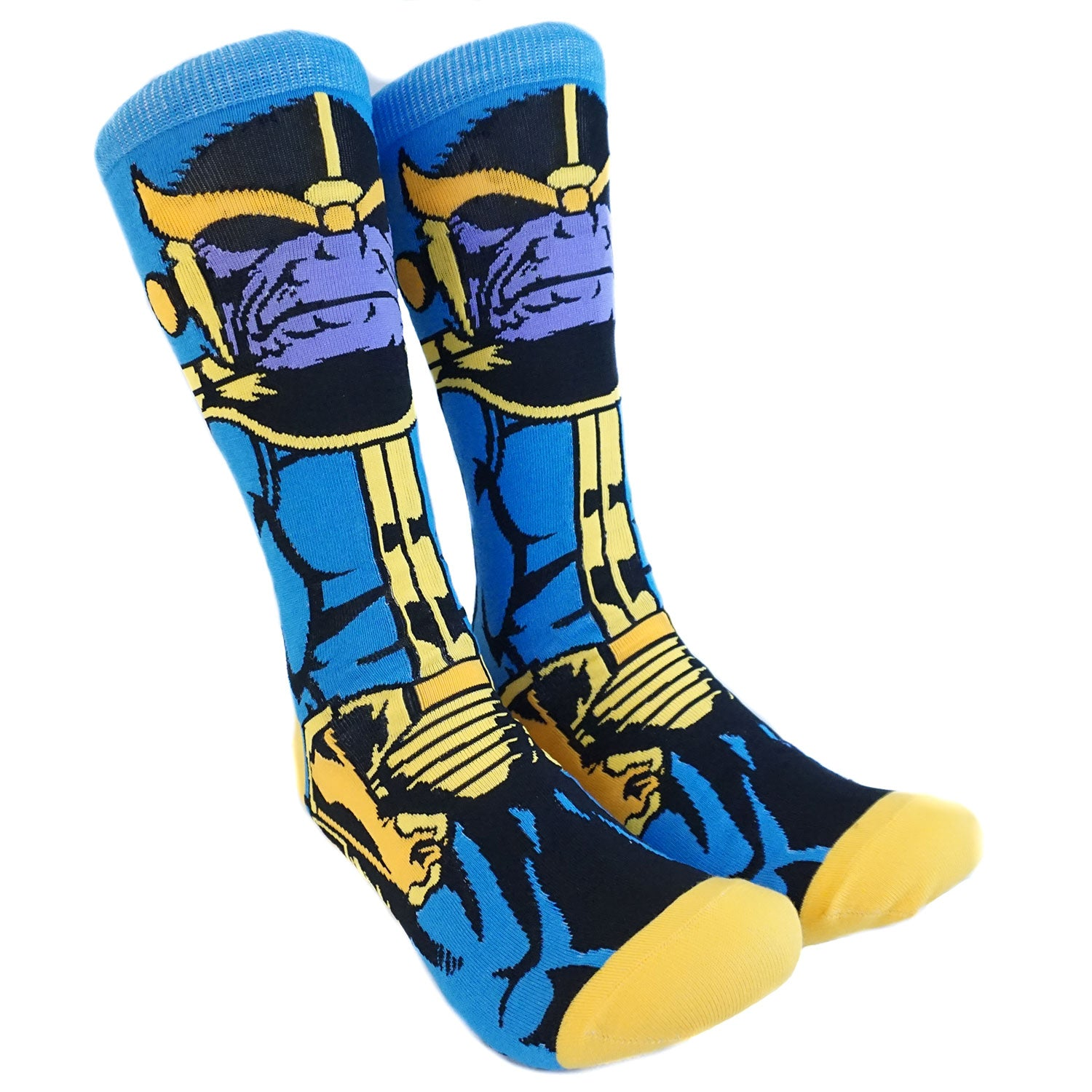 Marvel - Thanos 360 Crew Sock