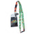 Super Mario Charm Breakaway Lanyard with ID Badge Holder **NEW**