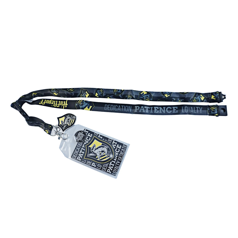 Harry Potter - Hogwarts Hufflepuff House Lanyard