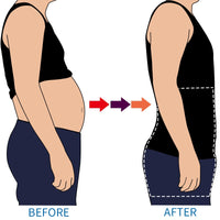 Compression Tummy Control Slimming Anti-Chafing Shaper