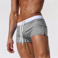 Breathable High Cut Comfort Fit Swimwear