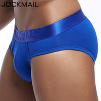 JOCKMAIL Men Briefs Underwear Men's Sexy Breathable Underpants Modal Comfortable Mens Underwear Shorts