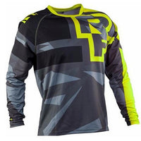 2020 Men's Downhill Jerseys RACE FACE Mountain Bike MTB Shirts Offroad DH Motorcycle Jersey Motocross Sportwear  Clothing FXR