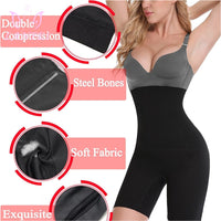 LANFEI Waist Trainer Control Panties for Women Hign Waist Seamless Body Shaper Tummy Control Slimming Pants Breathable Shapewear