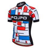 MILOTO 2021 Cycling Jersey Men Bicycle Tops Summer Racing Cycling Clothing Short Sleeve mtb Bike Jersey Shirt Maillot Ciclismo