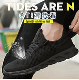 Light Running Shoes Comfortable Casual Men's Sneaker Breathable Non-slip Wear-resistant Outdoor Walking Men Sport Shoes