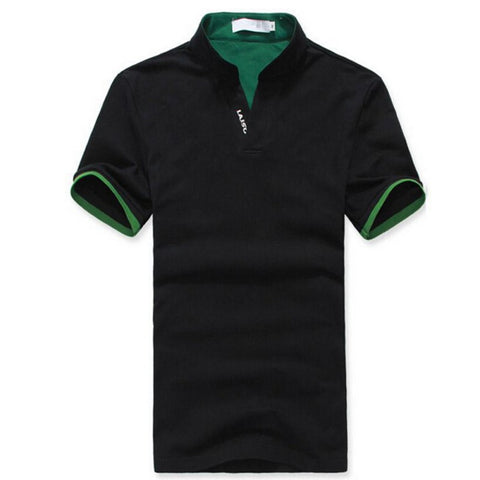 SILVERCELL Brand Men's Short Sleeve Polo Shirt