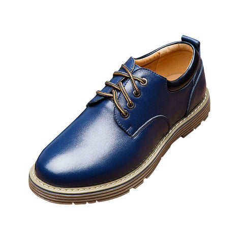 Tangnest Lace Up Men's Business Shoes