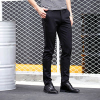 COL CATLEN Men's Slim Fit British Style Dress Pants