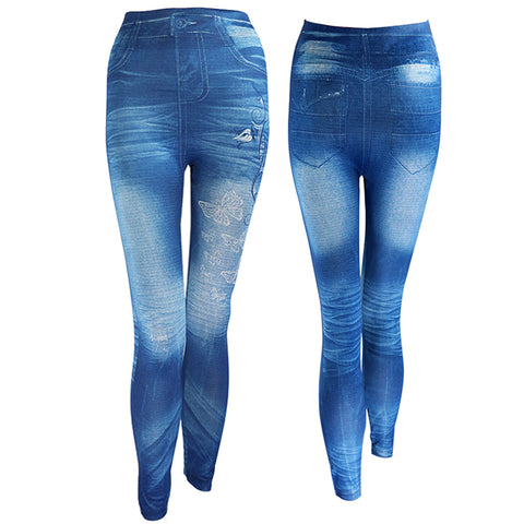 Women's Stretchy Slim Fit Jeggings