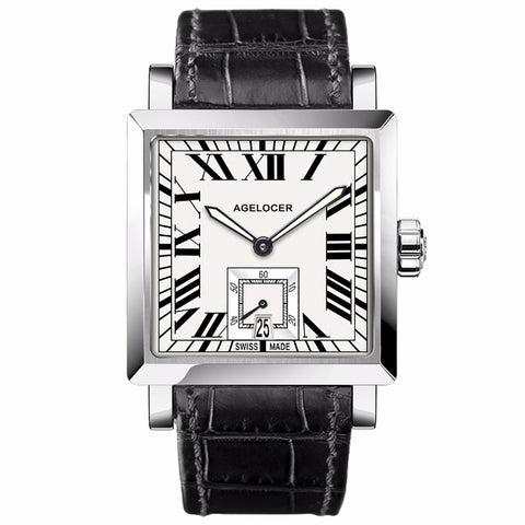 Men's Twin Tower Watch