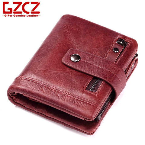 Genuine Leather Women's Coin Purse