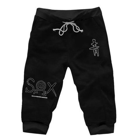 Men's Anime Kajo Ayame SOX Print Short Pants