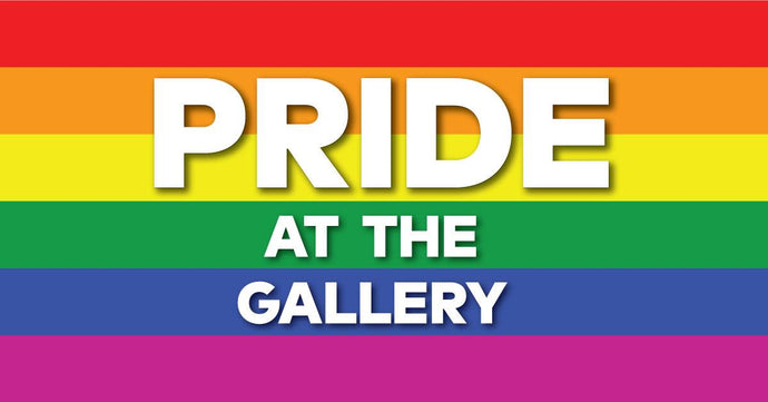 Pride at Vancouver Art Gallery