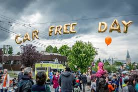 Commercial Drive Car Free Day