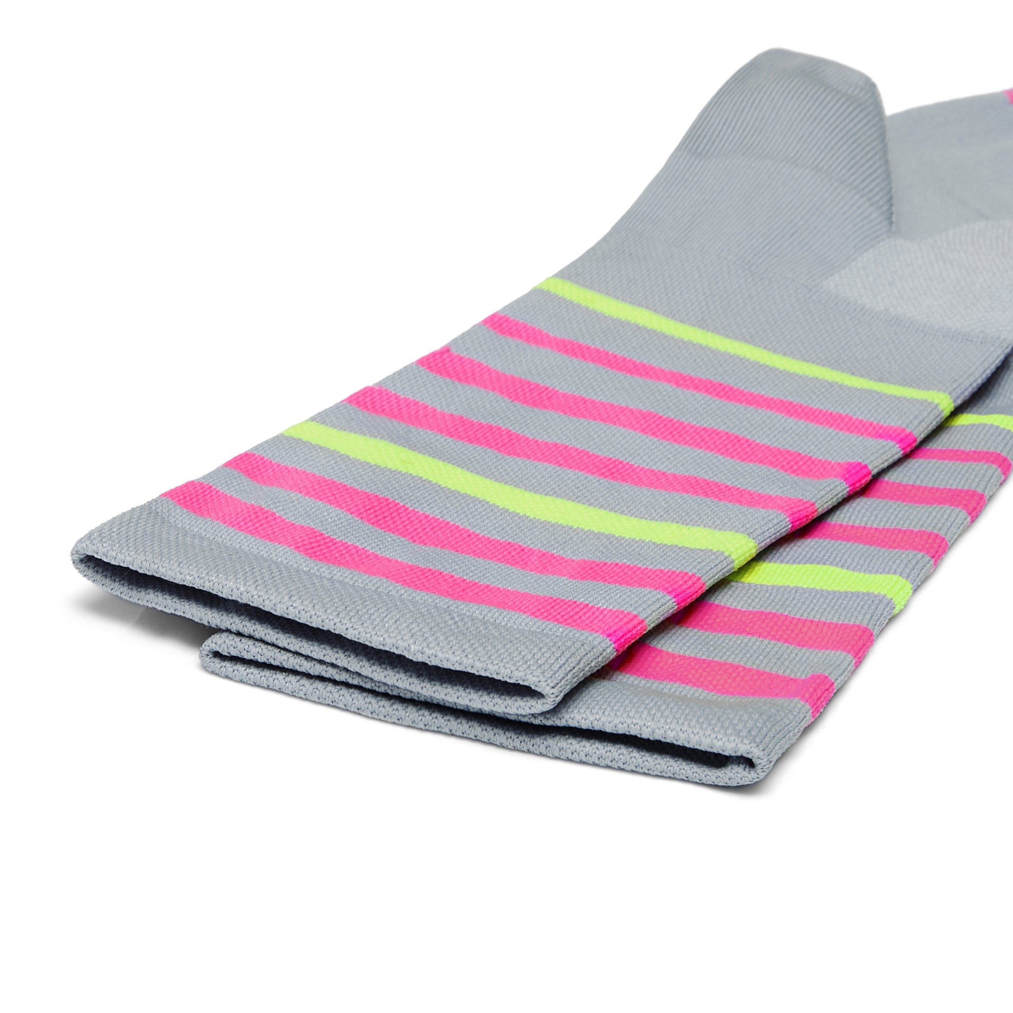 Cycling socks Breton pink