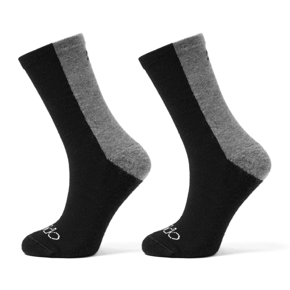 Thermal cycling socks black