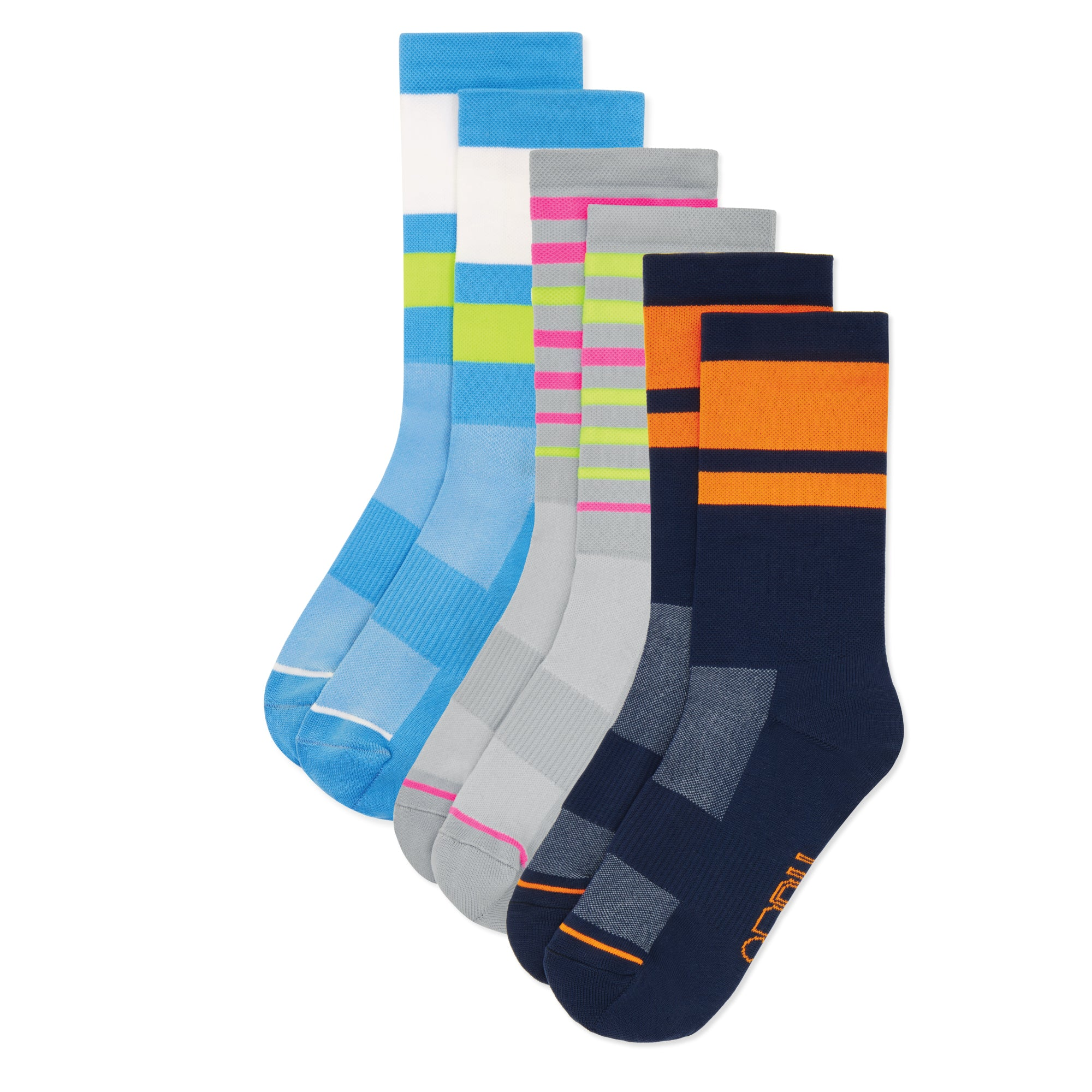 3 Pack of cycling socks