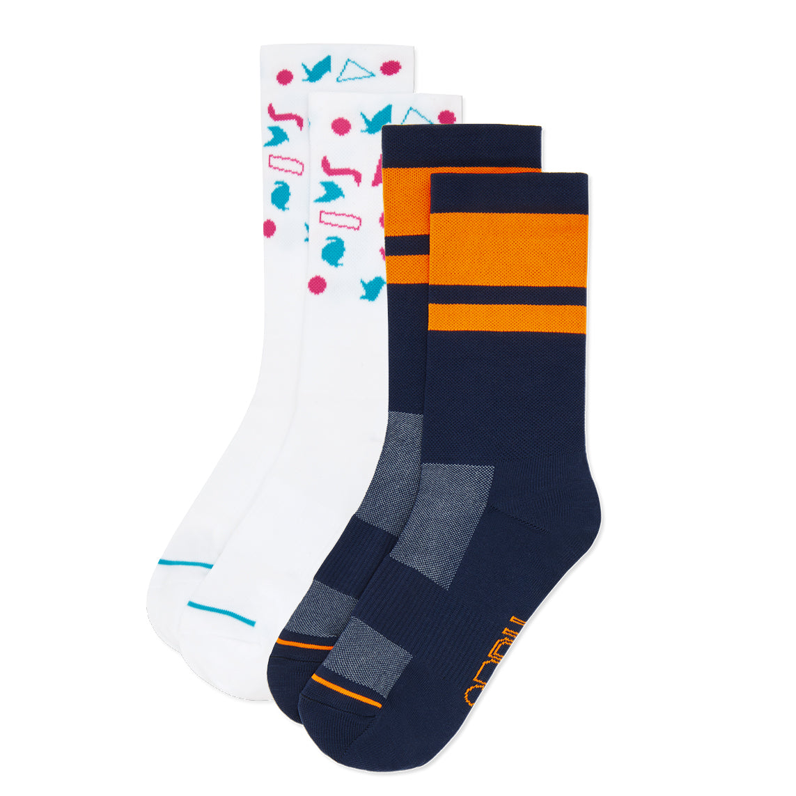 Cycling sock bundle