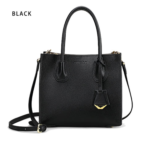 EIMORE Designer Women Bag Genuine Leather Women's Shoulder Bags