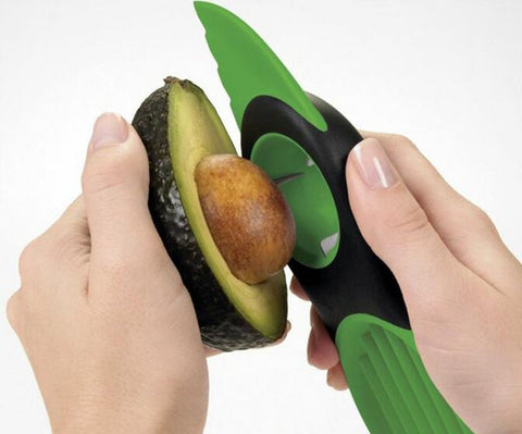 The Avocado Set - Cover & Slicer
