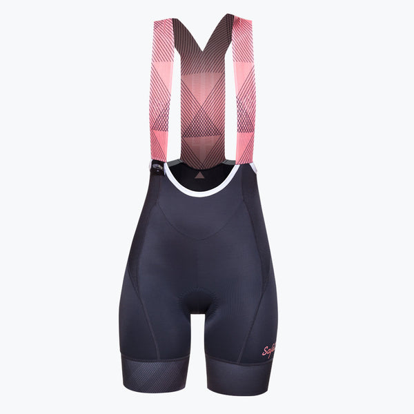 Bib Short Grey Valley
