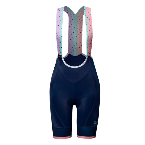 Bib Short Ocean Blue