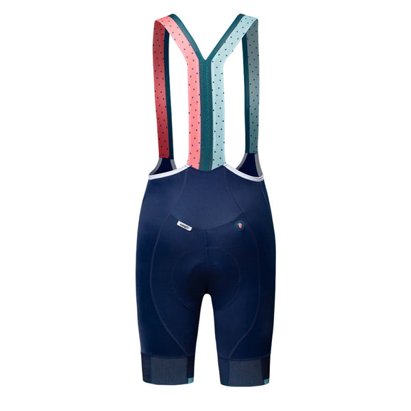 Bib Short Ocean White