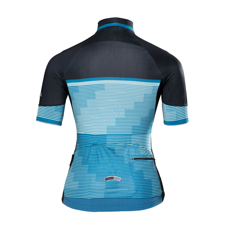 Jersey Percorsi Blue