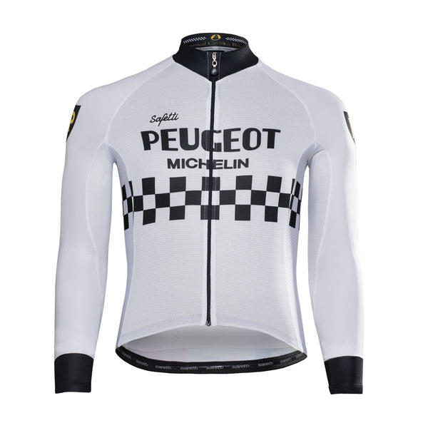 Jersey Peugeot White