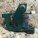 Martel Frame Green with LV Coils Liner