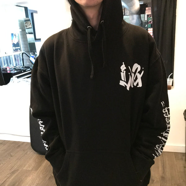 LA All Day Hoodie in Black