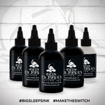 Big Sleeps Tattoo Ink - Full Set of 5 Inks