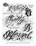 Letters to Live By Lettering Reference Guide Vol 1