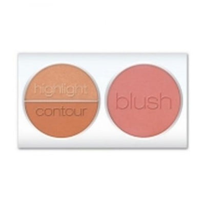 LA COLORS 3D Blush Contour - Sweetheart