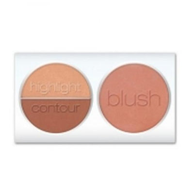 LA COLORS 3D Blush Contour - Crush