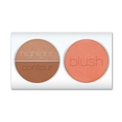 LA COLORS 3D Blush Contour - Honey Bun