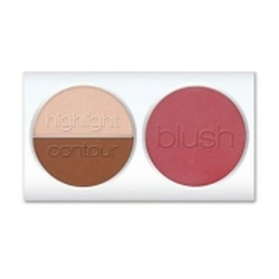 LA COLORS 3D Blush Contour - Sugar Plum