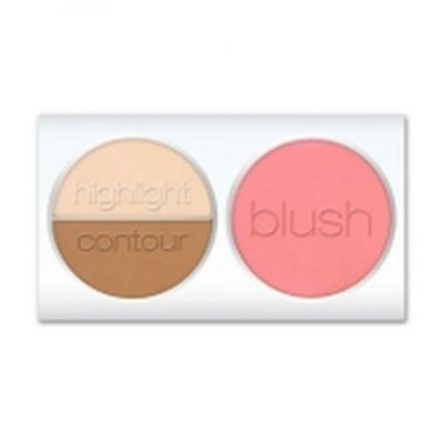 LA COLORS 3D Blush Contour - Lovely
