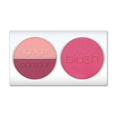 LA COLORS 3D Blush Contour - Love Me