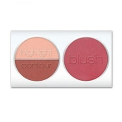 LA COLORS 3D Blush Contour - Hottie