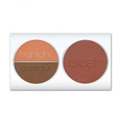 LA COLORS 3D Blush Contour - Spicy