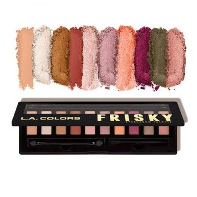 L.A. COLORS Personality Eyeshadow Palette - Frisky